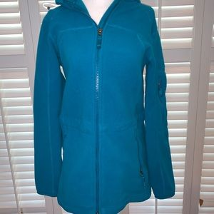 Lands End Fleece Jacket Size 2-4